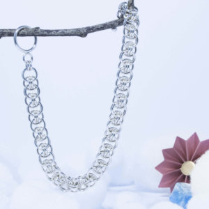 Bracelets en Maille d'Argent